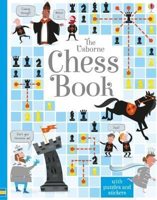 This is the product image for The Usborne Chess Book (HB). Detail: Bowman, L. Product ID: 9781409598442.