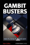 This is the product image for Gambit Busters. Detail: Collins, S. Product ID: 9781857446425.