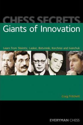 This is the product image for Giants of Innovation. Detail: Pritchett, Craig. Product ID: 9781857446715.