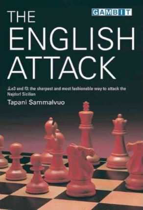 This is the product image for The English Attack. Detail: Sammalvuo, T. Product ID: 9781901983579.