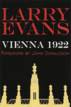 This is the product image for Vienna 1922. Detail: Evans, L. Product ID: 9781936490028.