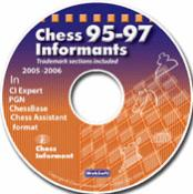 This is the product image for CD Informant 95-97. Detail: . Product ID: CICD95-97.