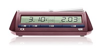 This is the product image for Digital Clock/Timer: DGT 2010. Detail: CLOCKS. Product ID: DGT-2010B.