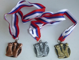 This is the product image for Chess Medal. Detail: GIFTS. Product ID: ZCHESSMEDAL.